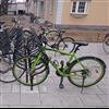 Cykelställ Arc, Västervik