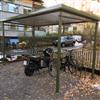 Team Tejbrant cykeltak Favorit Plaza med Arc