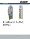 Cykelpump Altao Primo+