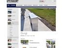 Cykelpumpar och tillbehör på webbplats