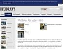 Tejbrants bänkar på webbplats