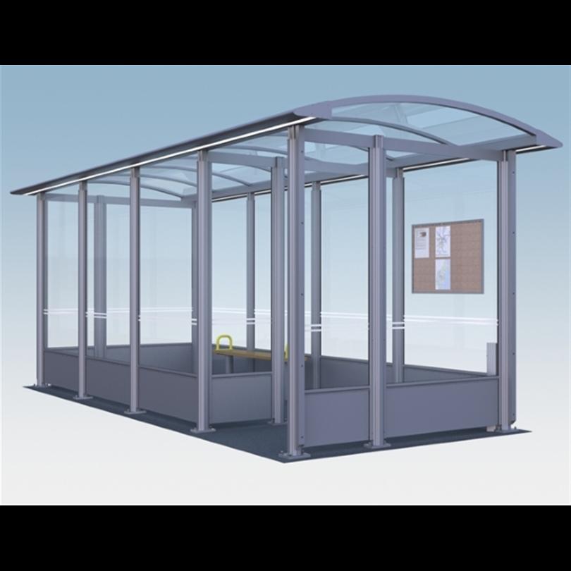 Väderskydd X-Rail