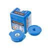 Norgips Magnethåltagningssystem vid håltagning för eldosor i skivmaterial