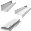 Norgips U-profil, Z-profil, ventilerad fasadläkt