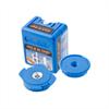 Magnethåltagningssystem vid håltagning för eldosor i skivmaterial