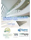 Gyproc GF/GFE 15 Protect F brandgipsskiva