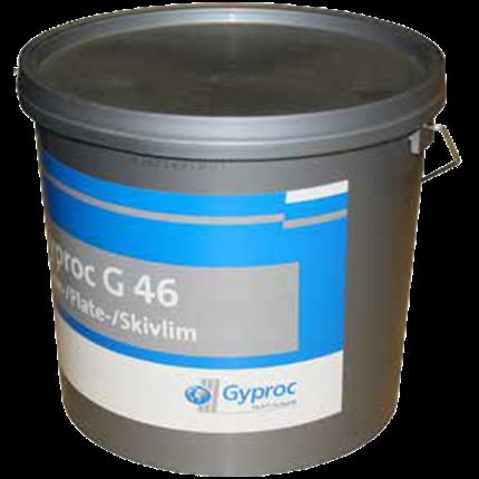 Gyproc G 46 - skivlim