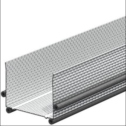 AC 55 ACOUnomic kantprofil med tätningslister