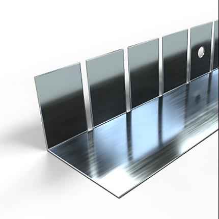 Gyproc Curve system, SKB böjbar skena