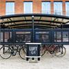 Weland cykelskydd Ymer dubbel och Aero cykelpump