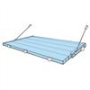 Weland Aluminiumbalkong 100 mm