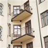 Weland balkongplattor av betong