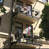 Weland balkongräcke Stockholm av stål