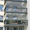 Weland Faber balkonginglasningssystem