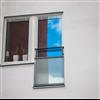 Weland fransk fönsterdörr/-räcke, glas