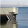 Weland raka aluminiumtrappor, Sibbarps Kallbadhus, Malmö