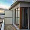 Monteringsfärdig skärmvägg för balkong