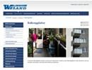 Weland balkongplattor på webbplats