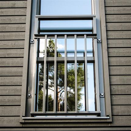 Weland fönsterdörräcken