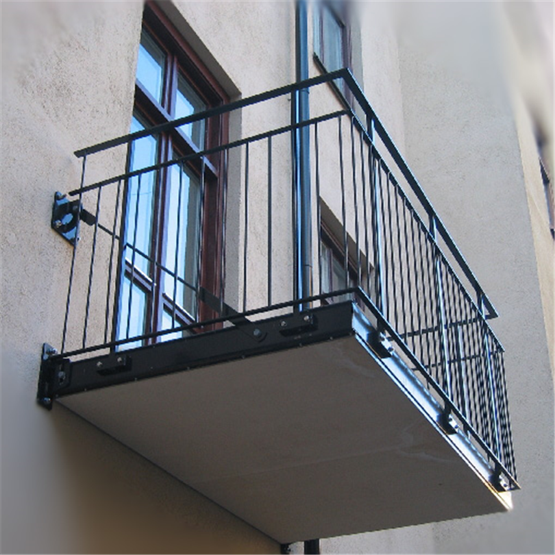 Weland balkongräcke Stockholm