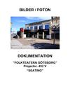 Teleskopläktare, Folkteatern Göteborg
