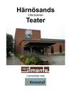 Hörsalsstolar, Härnösands Teater