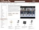 Ilmo orkesterstolar, notställ på webbplats