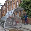 Bikehangar cykeltak/cykelskjul, Smekab