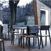 Smekab Cora utemöbler, stolar och bord
