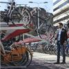 Smekab Cykelställ Easylift Premium