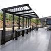 Smekab väderskydd Aureo vid busstation