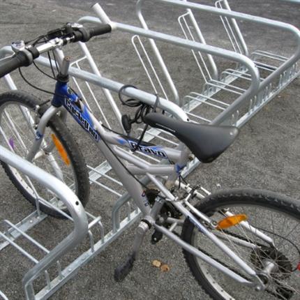 Smekab cykelställ