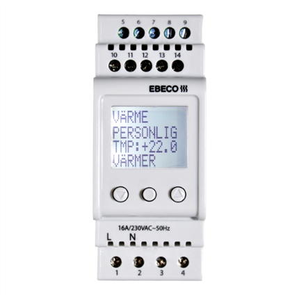Termostat EB-Therm 800