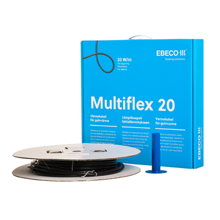 Ebeco Multiflex 20 golvvärme