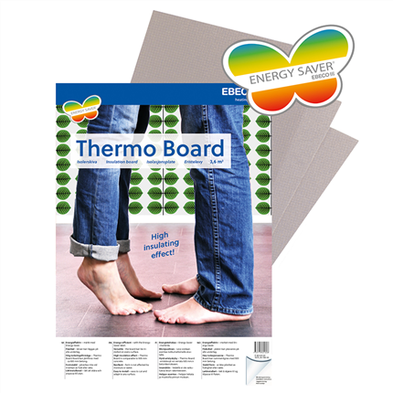 Ebeco Thermo Board isolerskiva