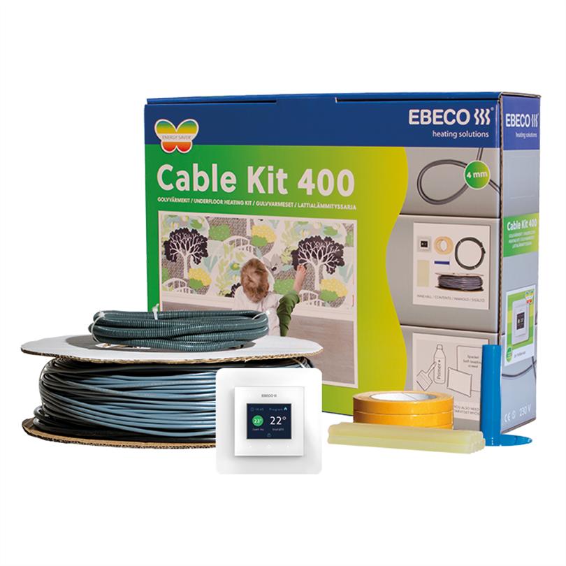 Ebeco Cable Kit golvvärmesystem