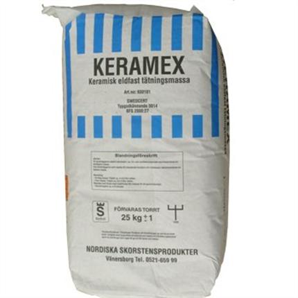 Nordiska Skorstensprodukter Keramex Tätningsmassa