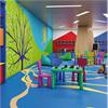 Mapei Mapefloor Comfort golvsystem i förskola