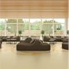 Mapei Mapefloor Comfort golvsystem i lounge
