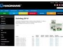 Hagmans Golvimpregnering EP-V på webbplats