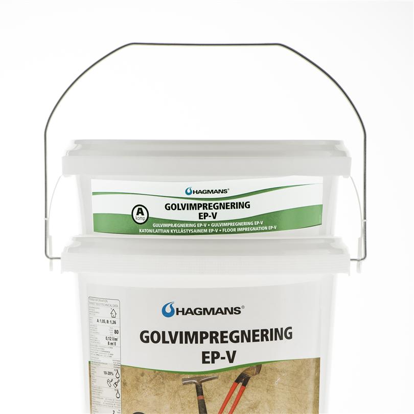Hagmans Golvimpregnering EP-V, 4 kg