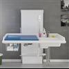 Constella Kid 334 skötbord med tvättho, väggmonterat, elektriskt höj- och sänkbart