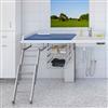 KID 335 - Höj- och sänkbart skötbord med tvättho