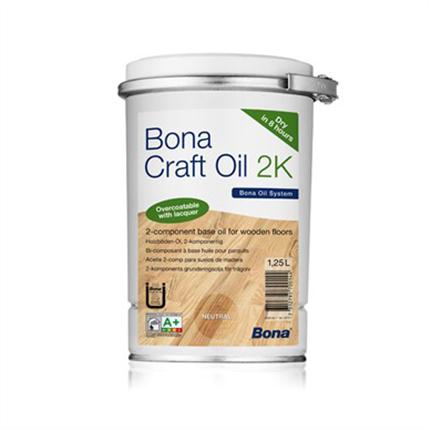 Bona Craft Oil 2K golvolja