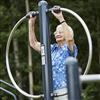 HAGS Fitnessutrustning för lågintensiv träning