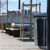 HAGS Park & Stadsmiljö parkutrustning