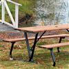 HAGS Picknick-/bänkbord Linnea