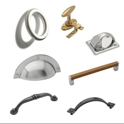 Beslag Design Knoppar och handtag