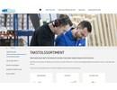 NST Takstolar, fackverk på webbplats