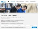 NST Specialtakstolar på webbplats